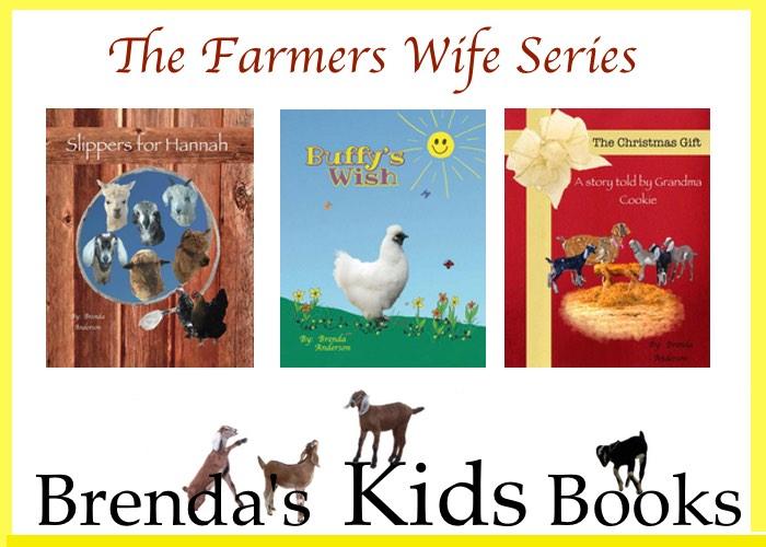 Brenda's Kid Books
